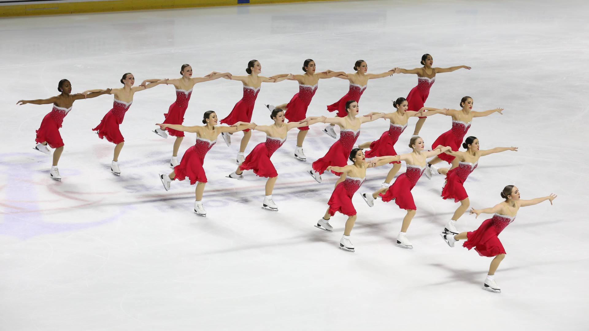 Figure Skating Sectionals